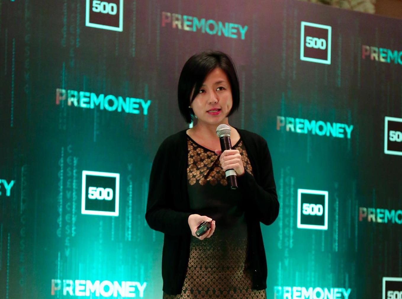 Edith Yeung, 500 Startups China