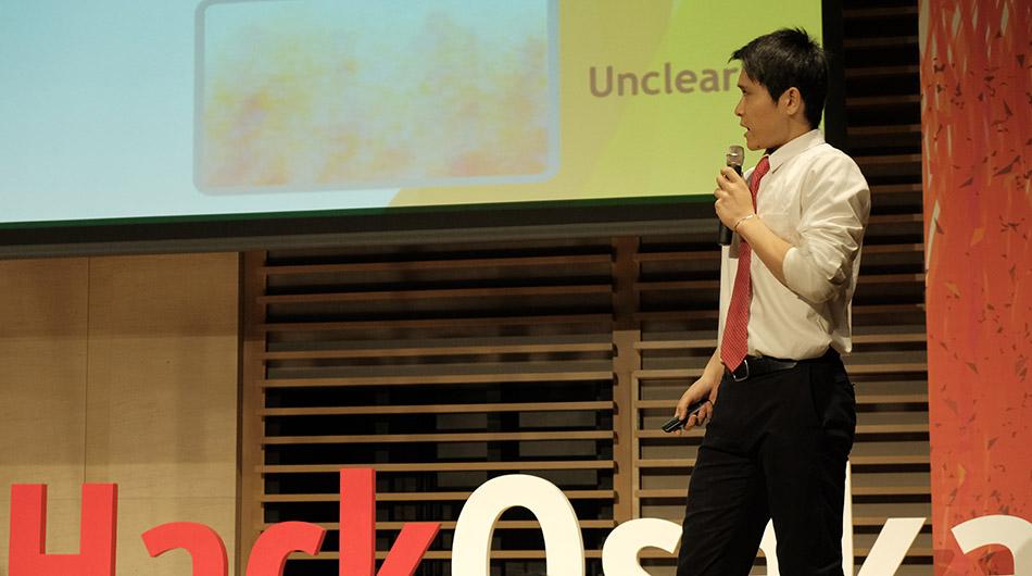 Hiroki Okazaki of At.