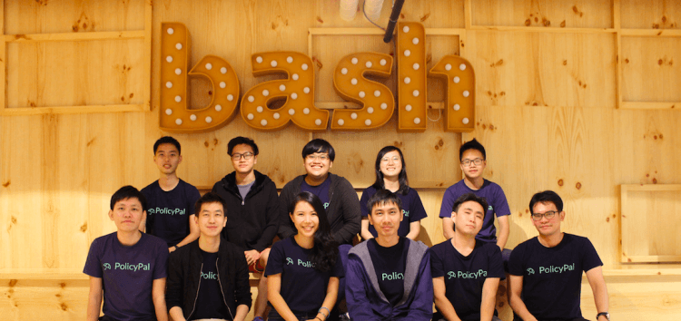 Singaporean insurtech startup PolicyPal secures seed funding from 500 Startups