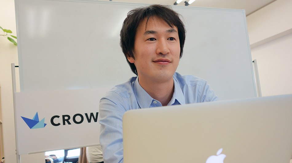 Serial entrepreneur Yo Shibata was hesitant to join crowdfunding at first before meeting Yuichiro Fujita.