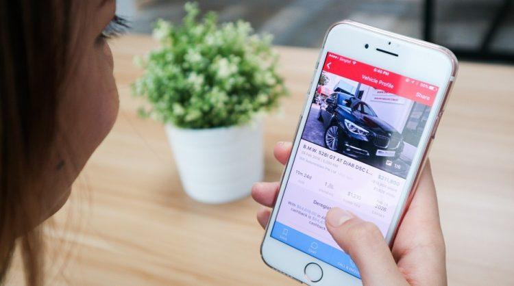 Carousell Motors, a dedicated car marketplace app