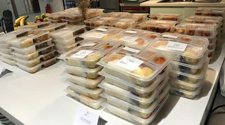 No more sad desk lunches if this 500 Startups-backed service has its way