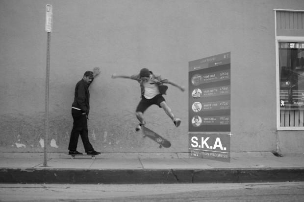 Who Created Skateboarding Rideblock Skateboard Wearable Tracks Tricks