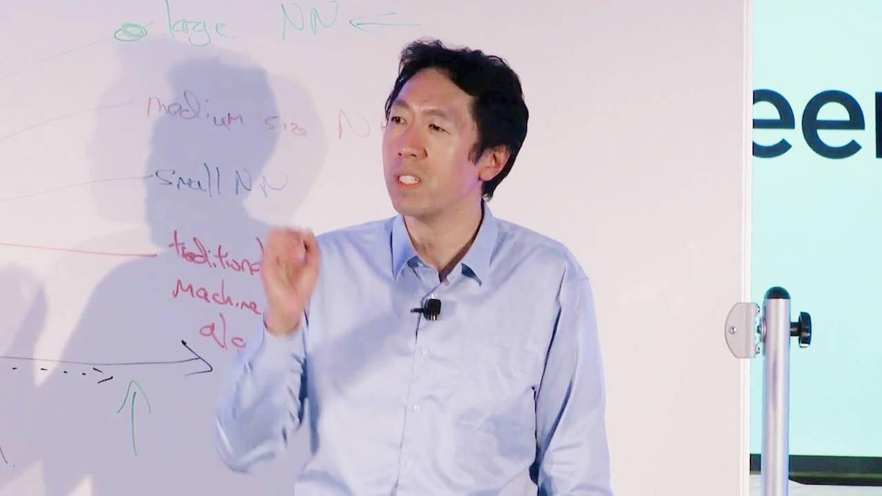 Andrew Ng quits Baidu