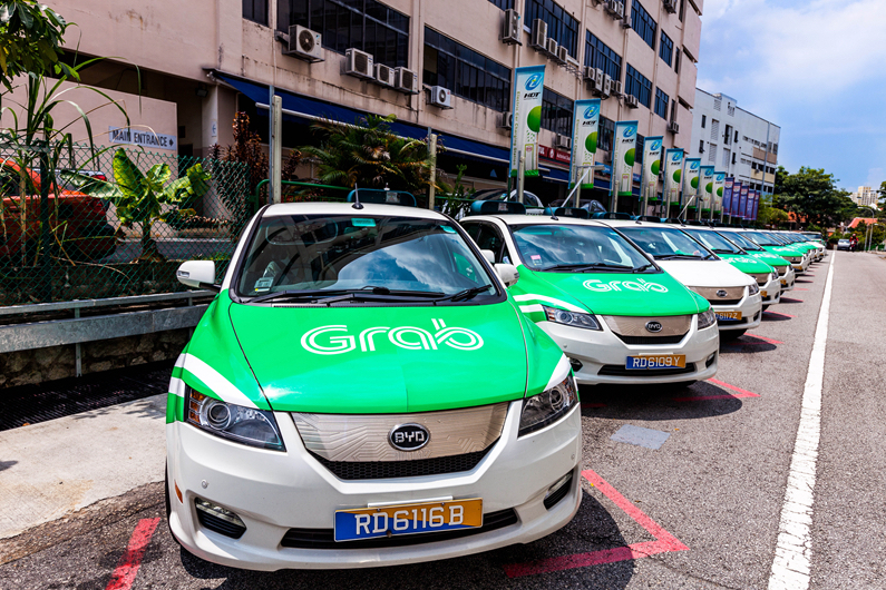 Grab rolls out credit transfer between GrabPay users in major push beyond ride-hailing