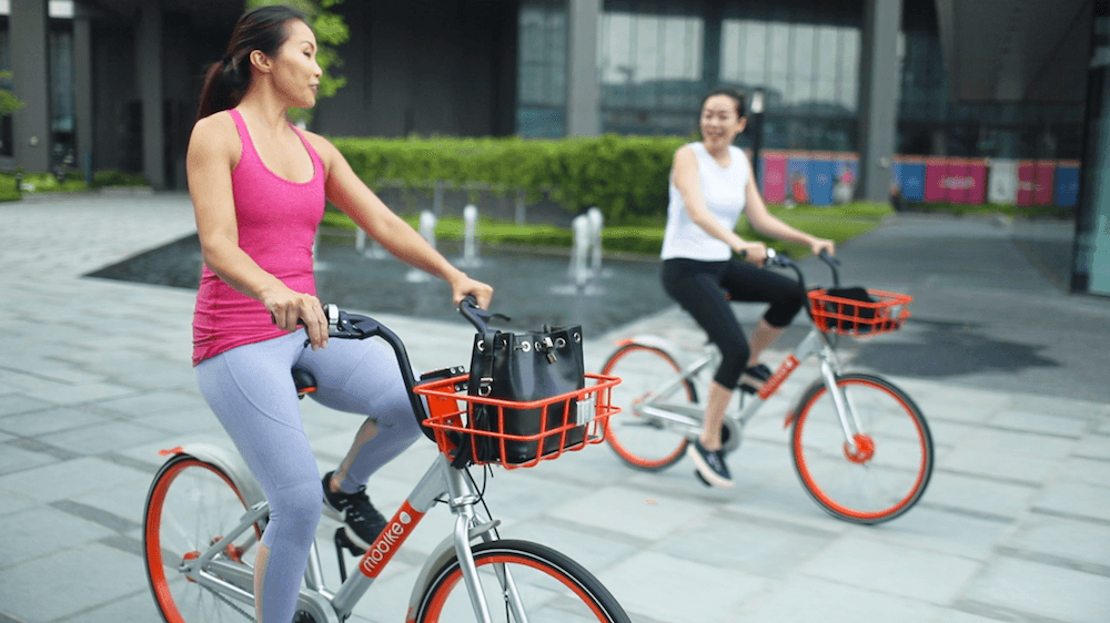 Bike-sharing app tries out Netflix-style subscription