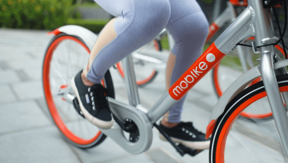 Mobike gets $600m as global expansion shifts into top gear