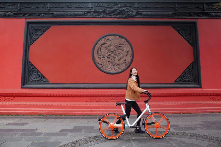 Mobike, bicycle, bike-share