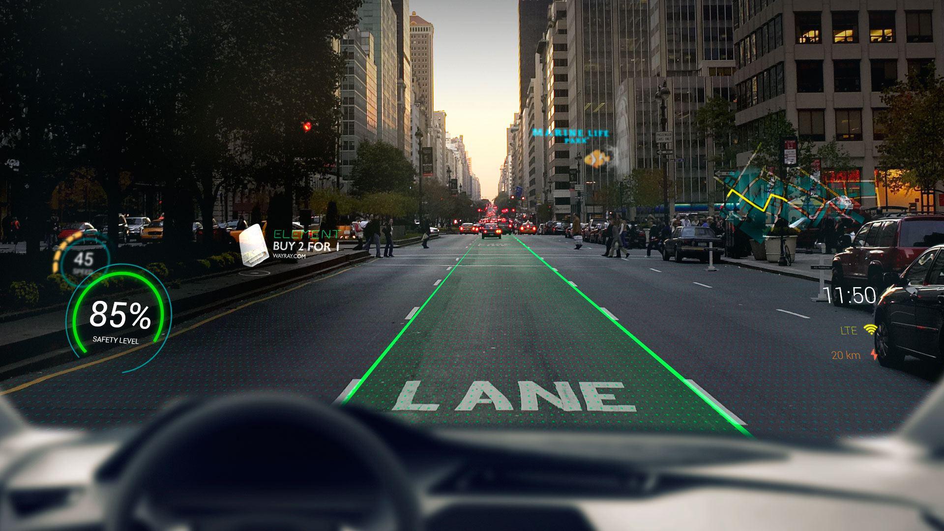 Alibaba eyes AR in cars