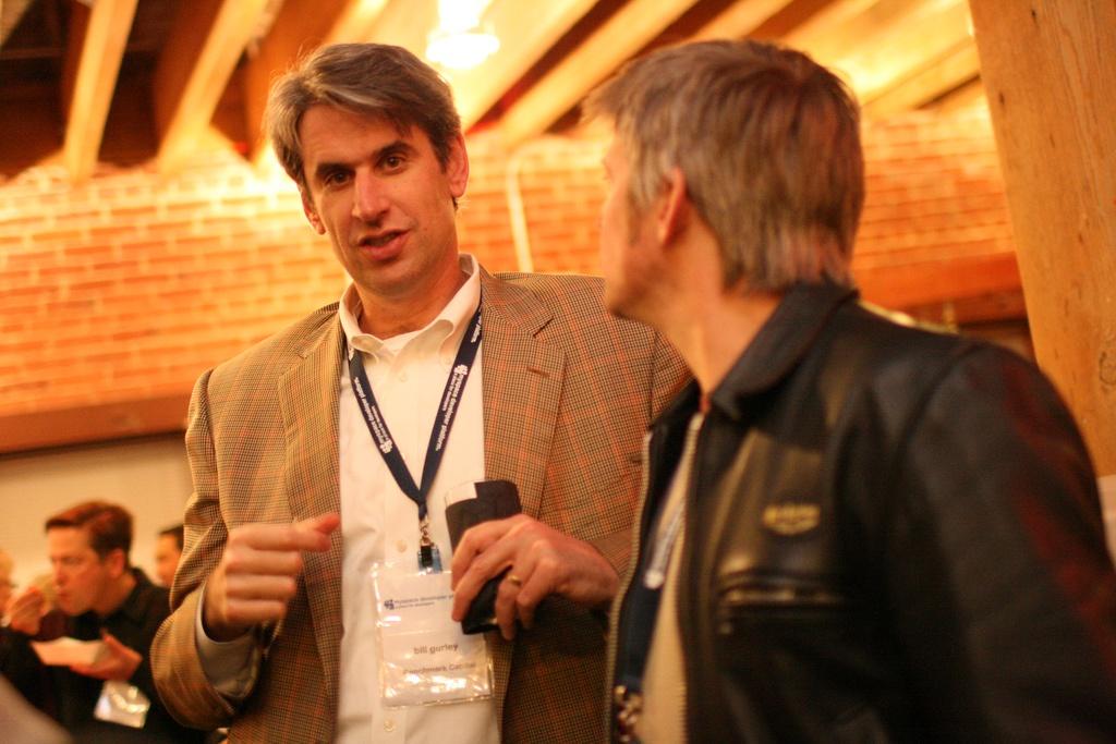 World's top venture capitalists revealed