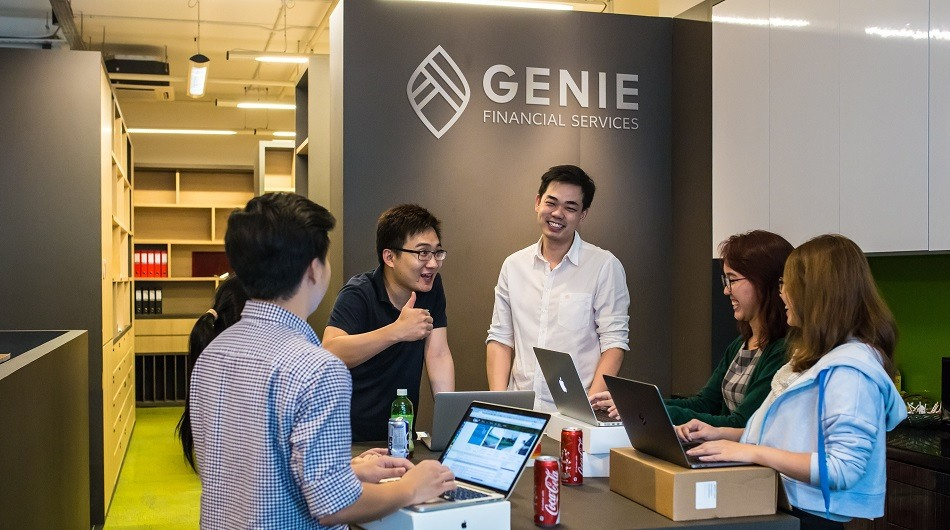 Genie, Carros automobile financing subsidiary