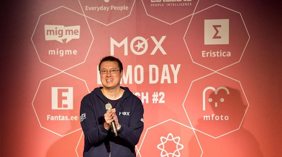 MOX batch 2 demo day, William Bao Bean