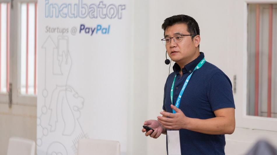 Axinan co-founder Wei Zhu.