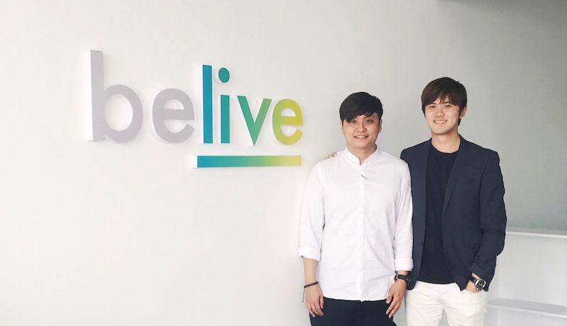 BeLive_Founders
