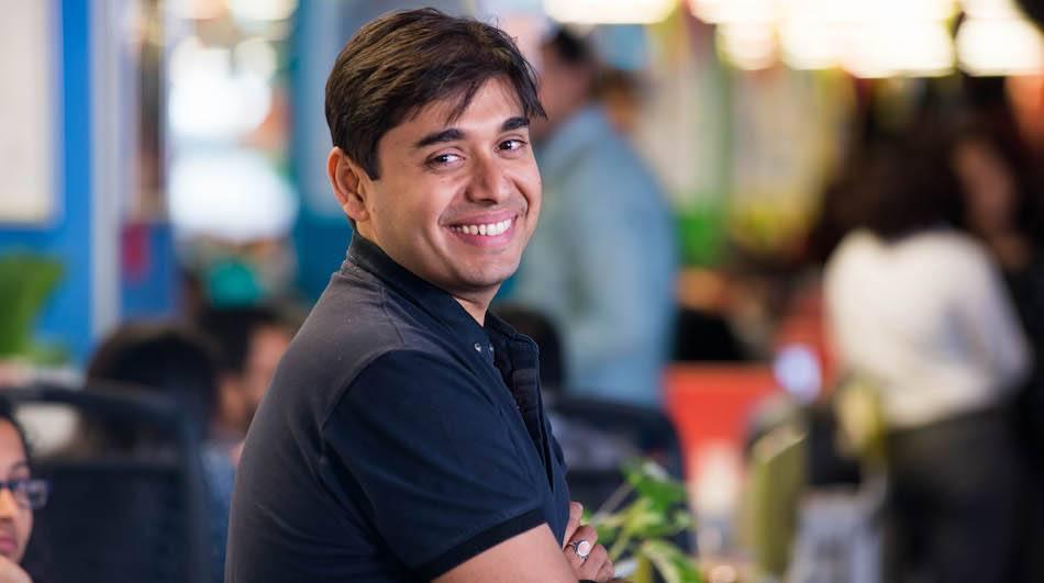 Naveen Tewari InMobi CEO