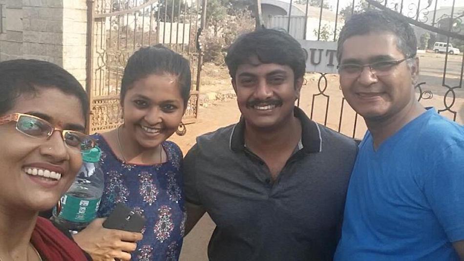 Stayzilla founder Yogendra Vasupal.