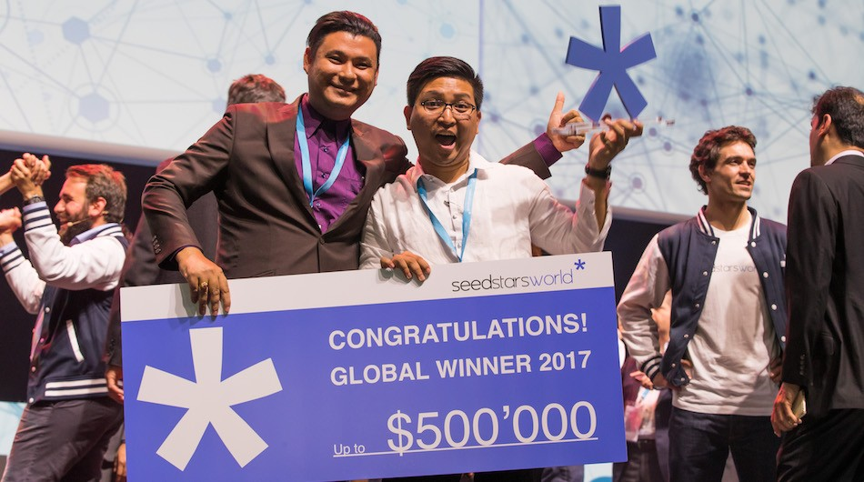 Seedstars World winner Acudeen fixes cash flow problems of small business owners