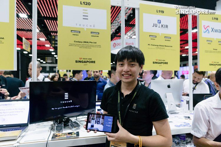 4 startups that dazzled the crowd at TIA Singapore 2017's Bootstrap Alley (Day 2)