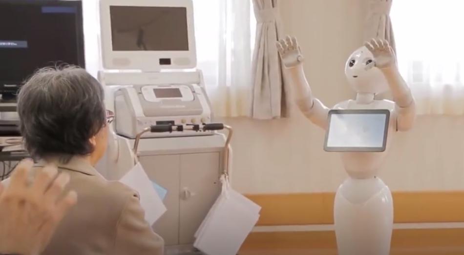 pepper robot tech in asia. Black Bedroom Furniture Sets. Home Design Ideas