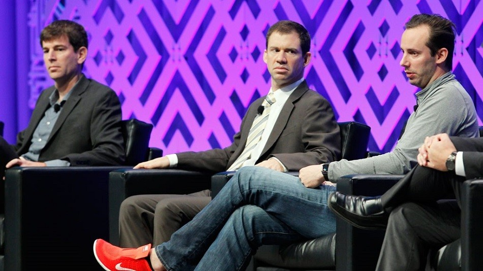Former Uber, Otto, and Google engineer Anthony Lewandowski, responsible for self-driving car technology