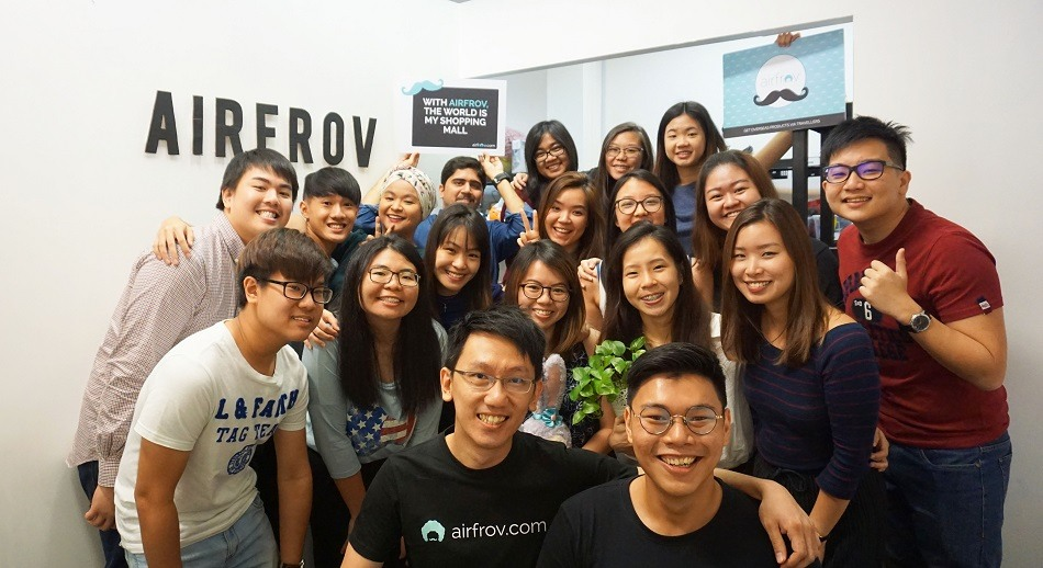 Airfrov team photo