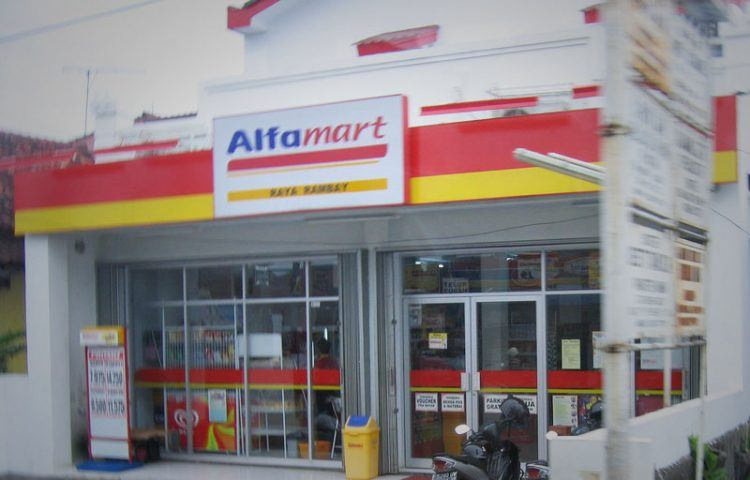 Alfamart Indonesia – The original version of Green Grocery