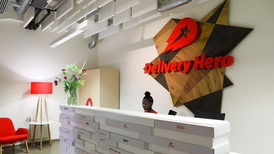 Delivery Hero headquarters