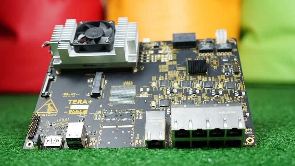 Smartcow Tera+ board