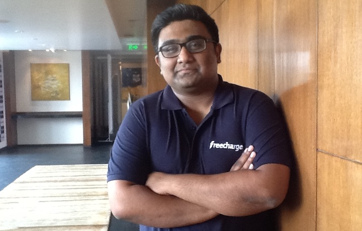 FreeCharge sold for $60m, a big drop from the $400m Snapdeal paid for it: report