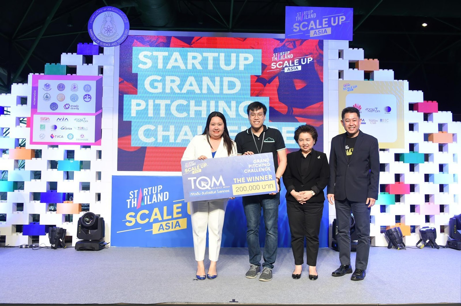 MyCloudFulfillment tops Thailand's government-backed tech pitch challenge