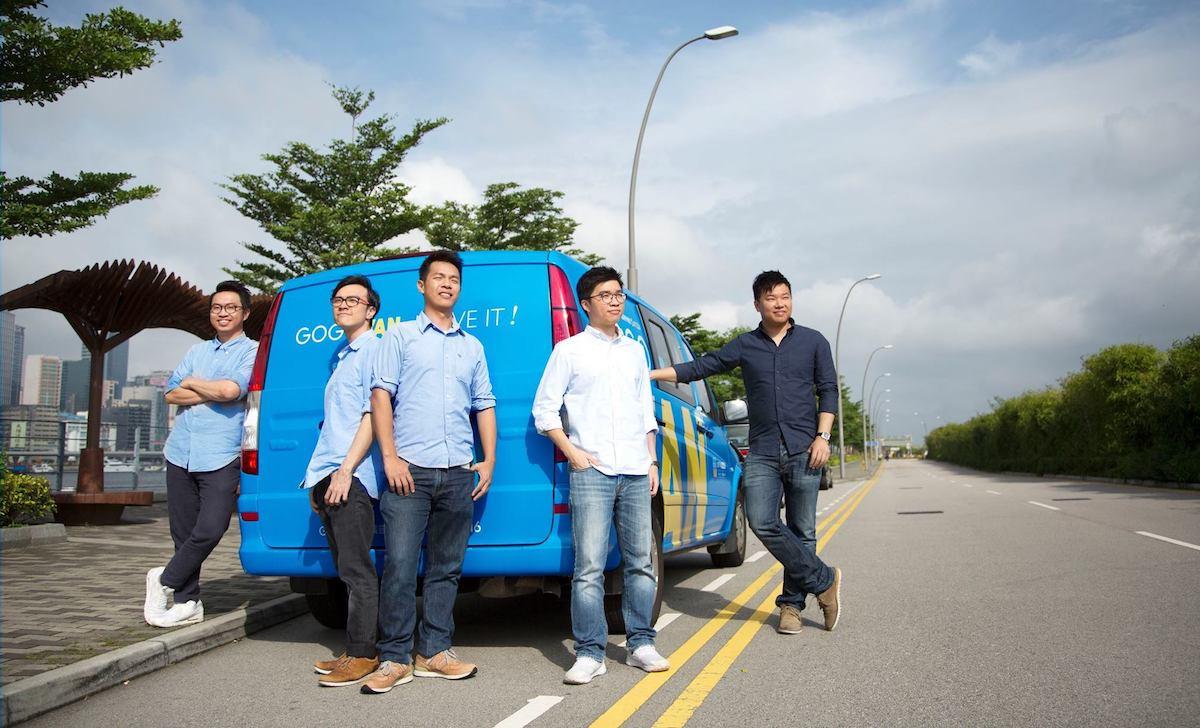 Gogovan, Uber for deliveries