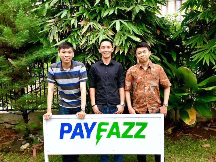 PAYFAZZ - Founders