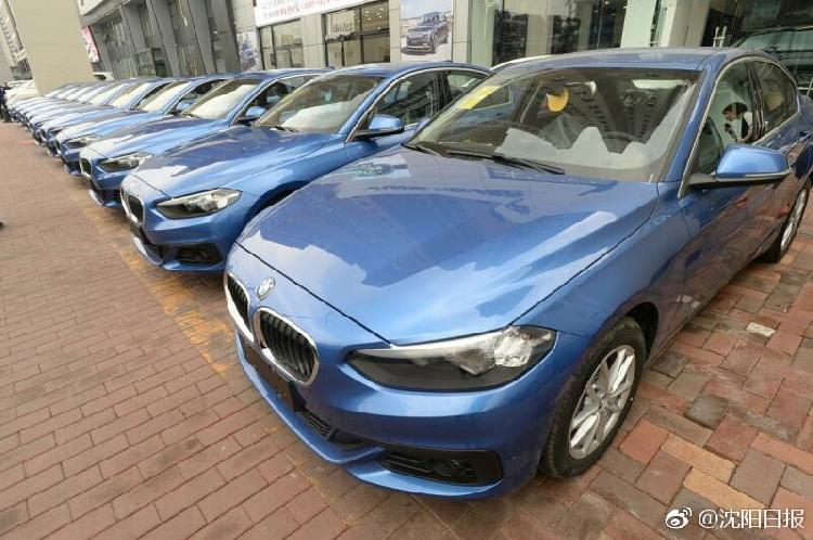 China's 'sharing economy' goes posh with BMWs