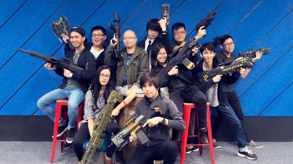 The BattleBrew team