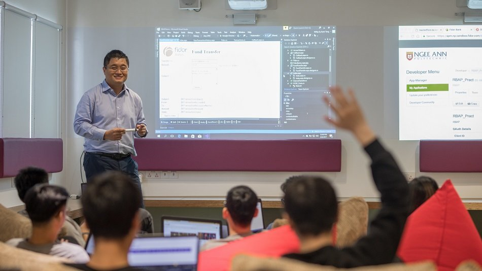 Polytechnics in Singapore to add fintech courses in banking and IT diplomas