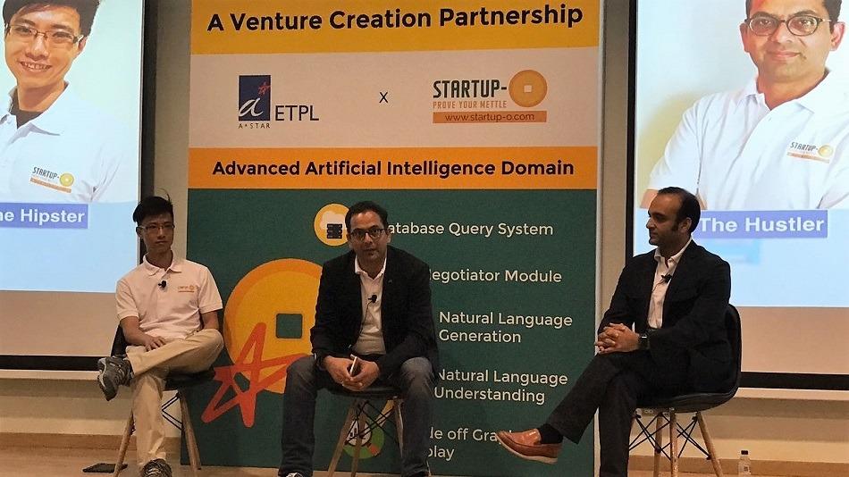 Startup-O - ETPL partnership