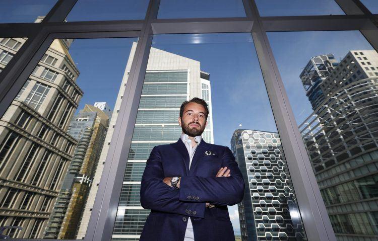 Mario Berta, CEO, Flyspaces