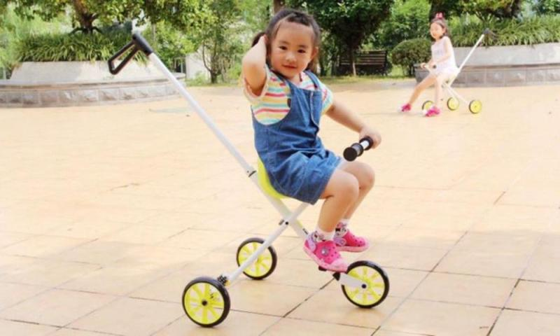 China stroller sharing startup, Deemeng