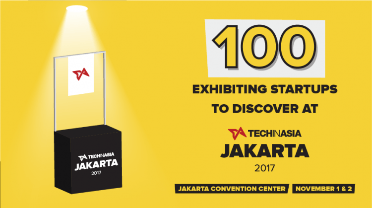 100 exhibiting startups to discover at TIA Jakarta 2017