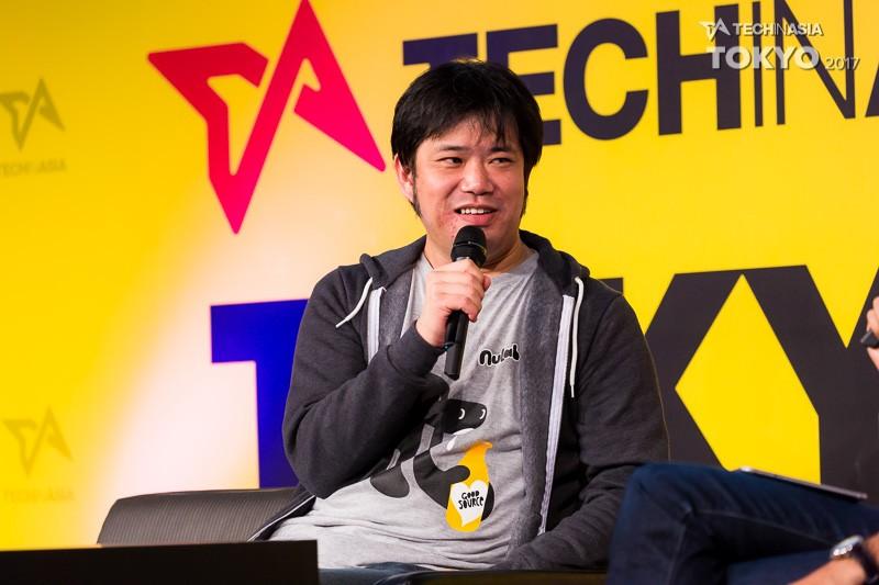 Nulab founder and CEO Masanori Hashimoto