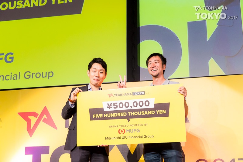 Umitron, a fishy startup, wins big at Arena