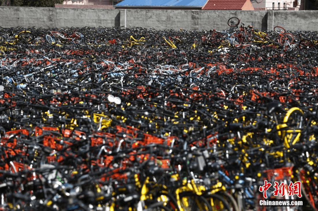China, bike sharing