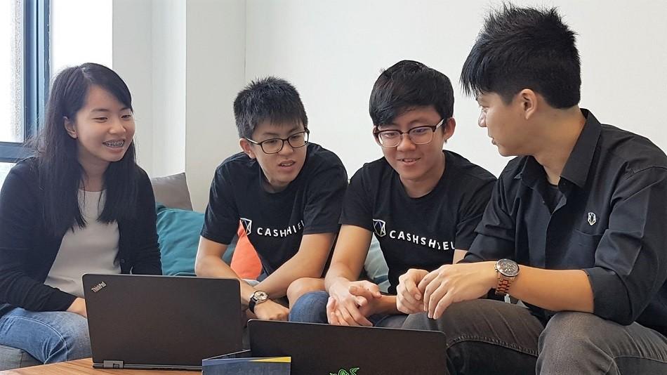 CashShield team at work.