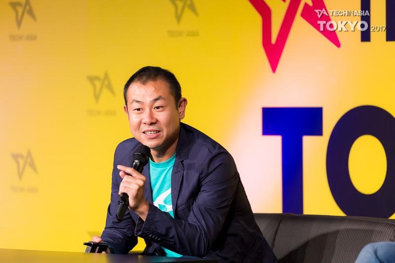 Freee CEO Daisuke Sasaki