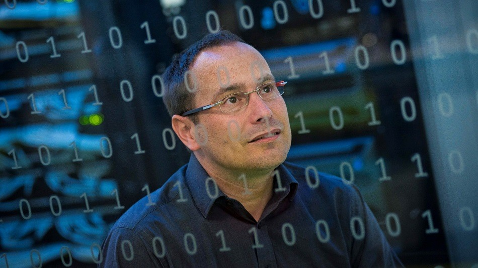 Skyscanner co-founder and CEO Gareth Williams.