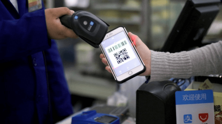Phone payments, mobile payments, Alipay