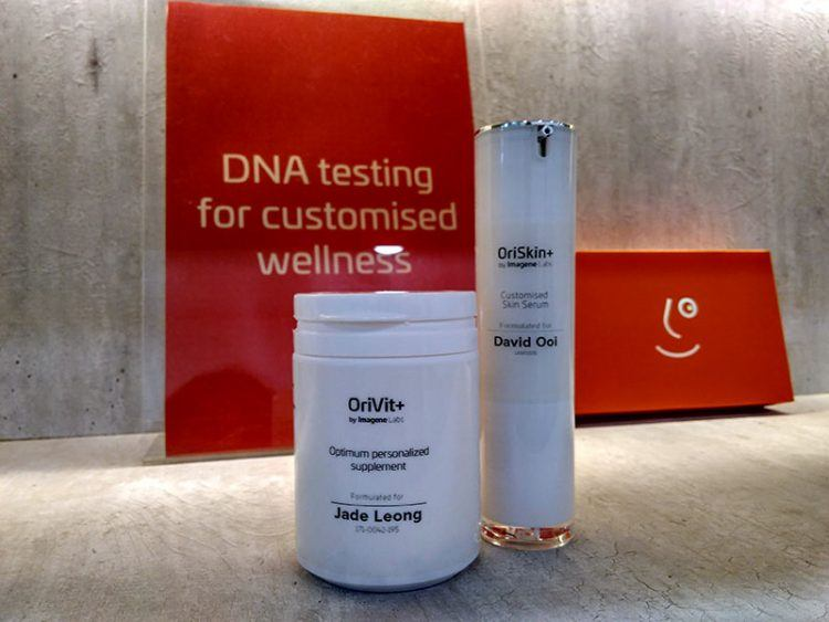 Imagene Labs analyzes your genes for 'precision wellness'