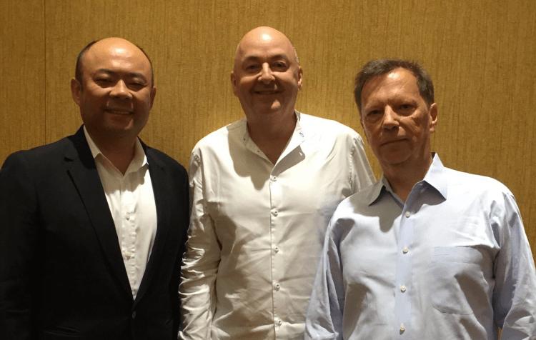 Billionaire Taizo Son funds data-driven VC platform Hatcher+