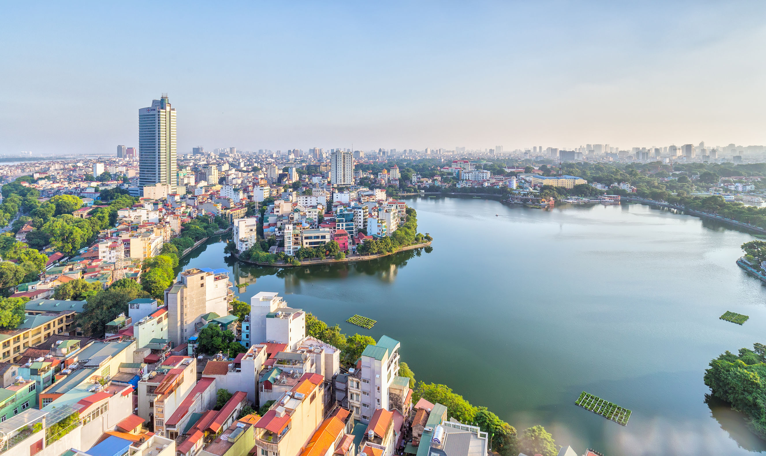 Software outsourcing in Vietnam - Hanoi City