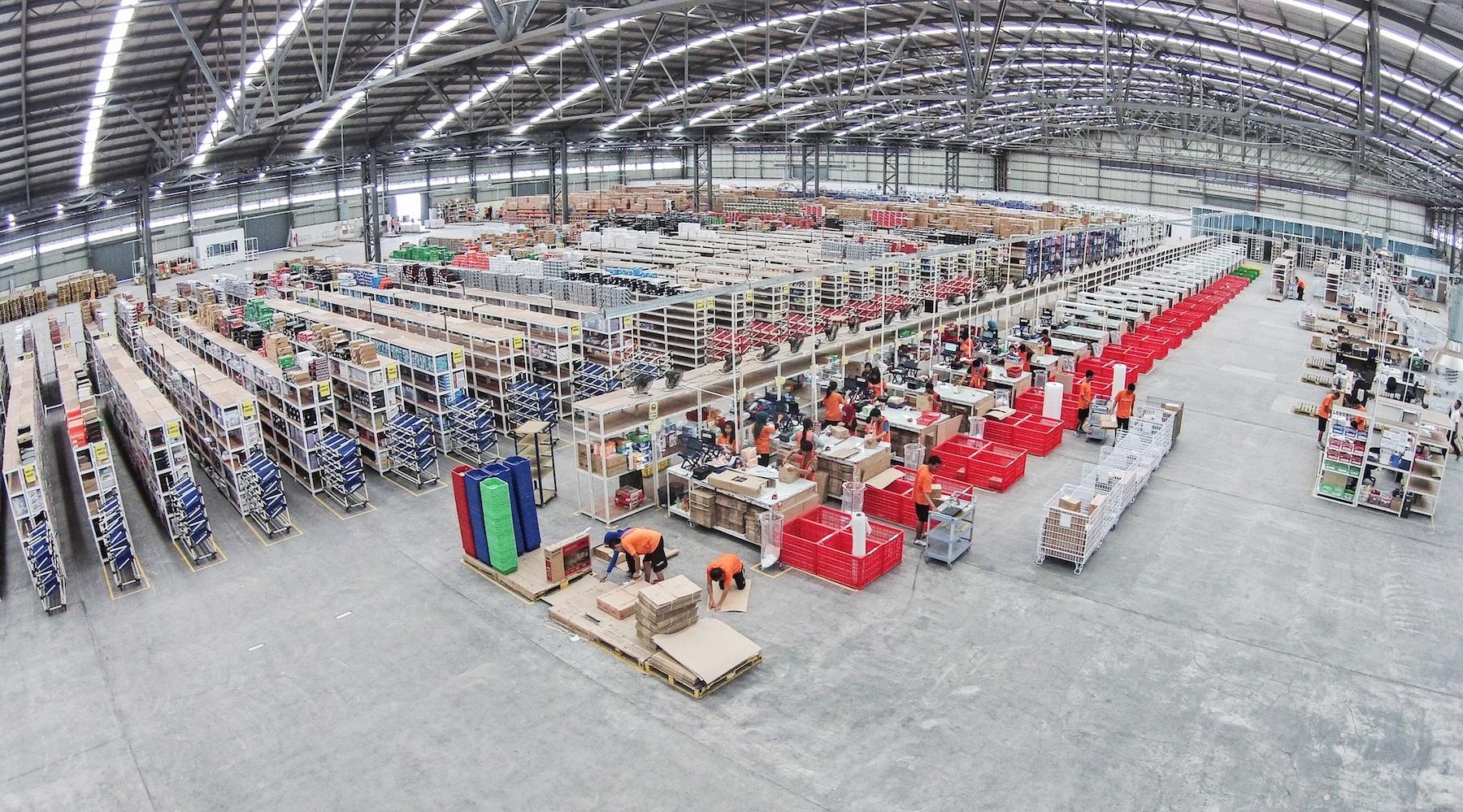 Jack Ma opens Malaysia's 'digital free trade zone'